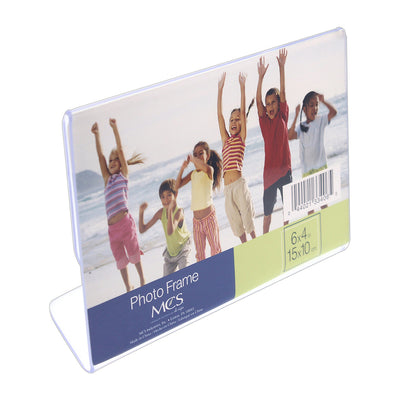 Acrylic Display Frame - 6in x 4in (15cm x 10cm), 1pc