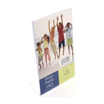 Acrylic Display Frame - 4in x 6in (10cm x 15cm), 1pc