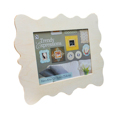 Flourish Rectangular Picture Frame - 8in x 10in, 1pc
