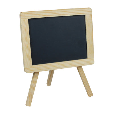 Mini Chalkboard Standing Signs - Rectangle, 6.9in, 1pc
