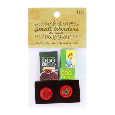 Miniature Dog Food - 2.025 in (5.7cm), 1 set