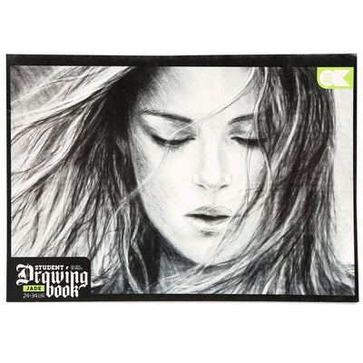 Student Drawing Book - 24x34cm, 95GSM, 36pages