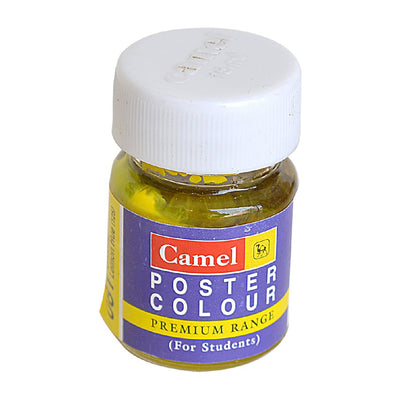 Camel Premium Range Poster Colour 15ml - Chrome Lemon Hue