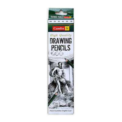 Drawing Pencils - 6pcs