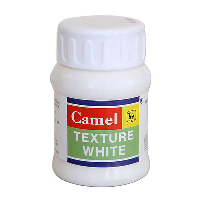 Camel Texture White 100ml Bottle