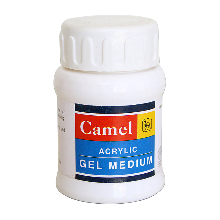 Camel Acrylic Medium - Gel 100ml