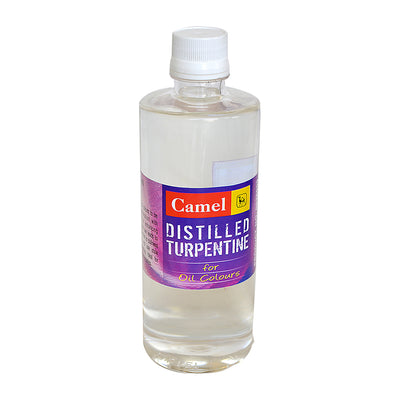 Distilled Turpentine For Oil Colours -500ml