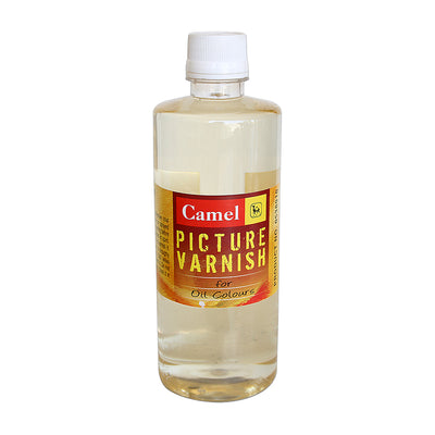 Camel Picture Varnish For Oil Colour -500ml