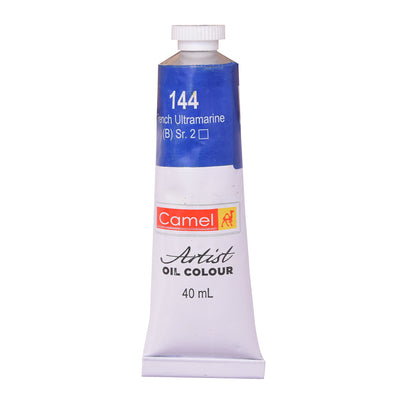 Camlin Artists Oil Colour 40Ml Tube- French Ultra Marine