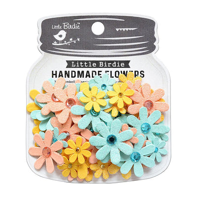 Sparkle Florettes Sunshine And Lemonade- 60pc