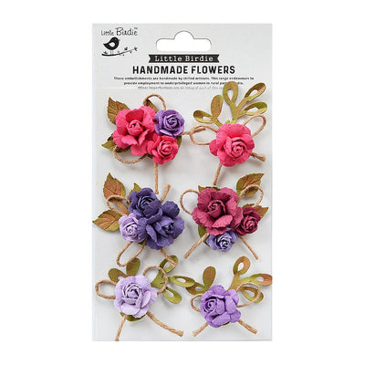 Nora Birds And Berries- 6pc