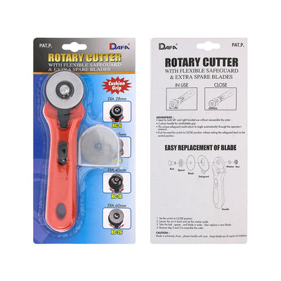Rotary Cutter with 1 Spare Blade