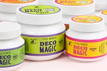 Little Birdie Deco Magic Glue Matte -225ml