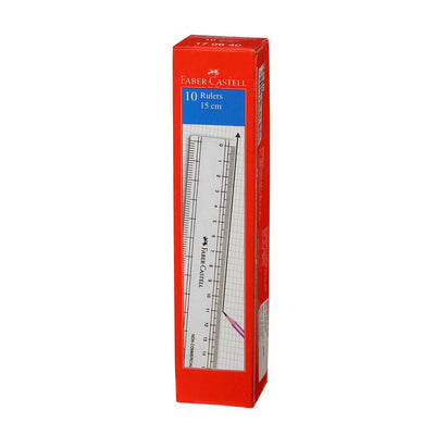 Faber Castel- Scale - Transparent Slim (15 cm)