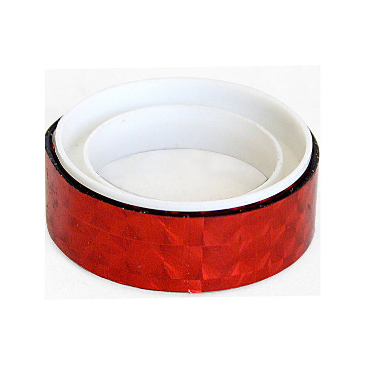 Metallic Tape 1.5inch- Red