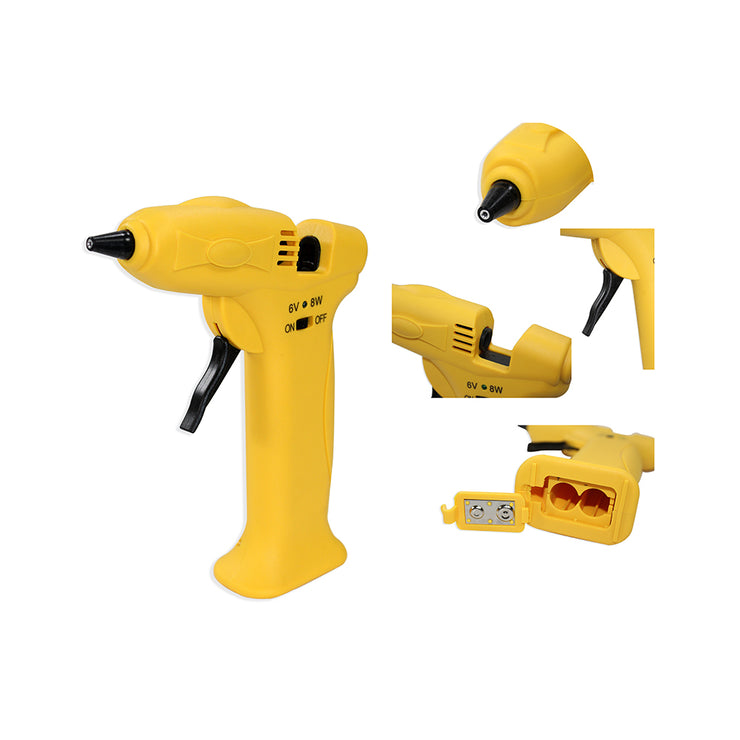 Mini Battery Glue Gun