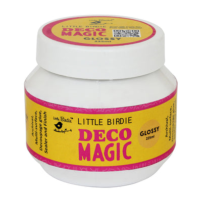 Little Birdie Deco Magic Glue Glossy -225ml