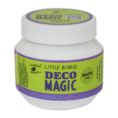 Deco Magic Glue Matte -225ml