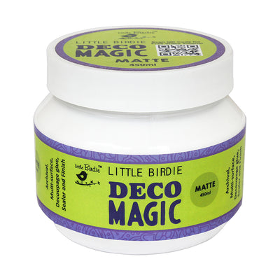 Deco Magic Glue Matte -450ml