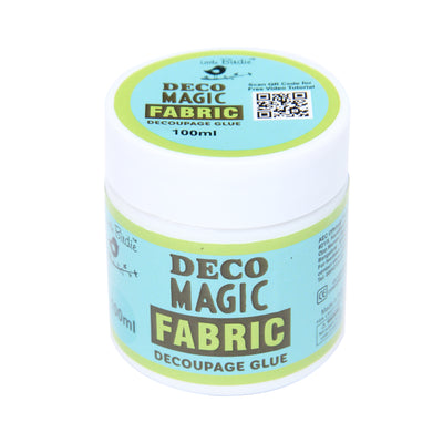 Fabric Deco Magic Glue - 100ml