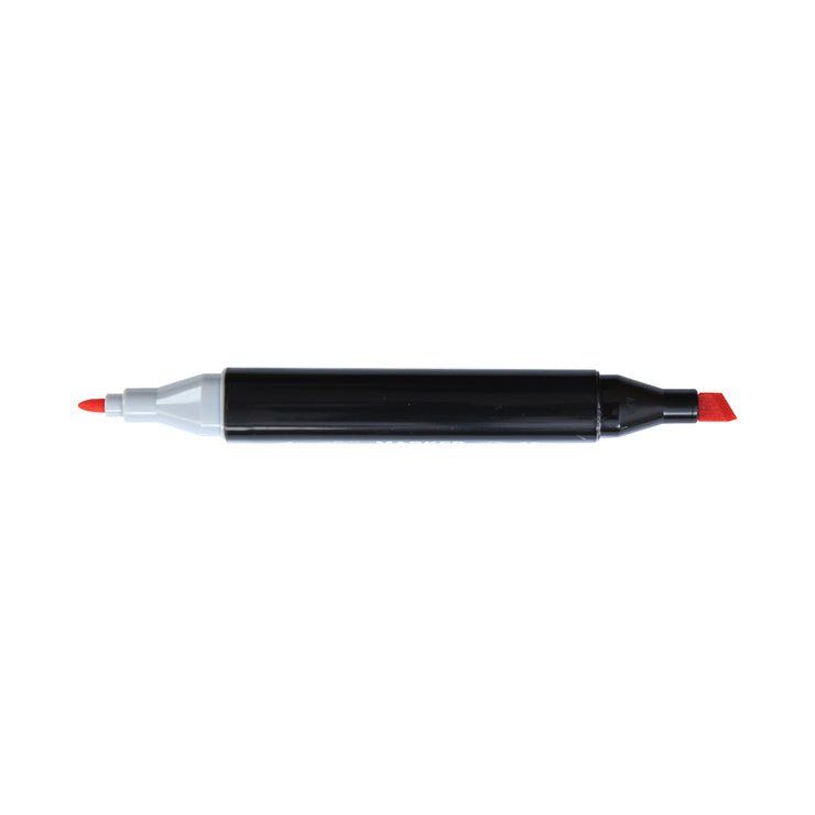 Dual Tip Alcohol Marker - French Vermilion, 1pc