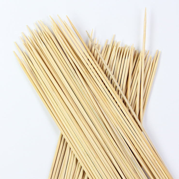 Bamboo Skewers - 10 inch, 90 pcs