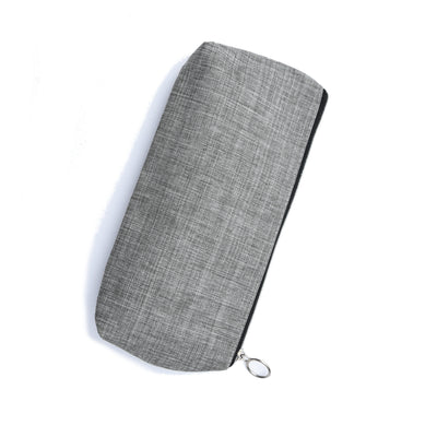 Zipper Pouch - Smokey Grey, 1Pc