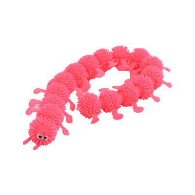 Puffy Caterpillar - 1pc