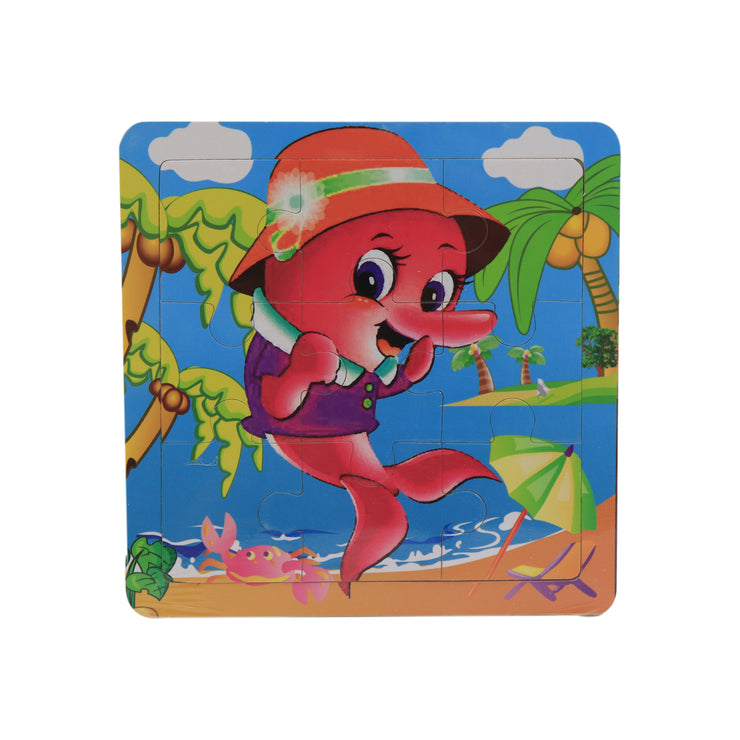 Picture Jigsaw Puzzle - 1pc