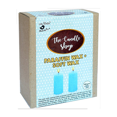 Candle Making Wax - 500 gm