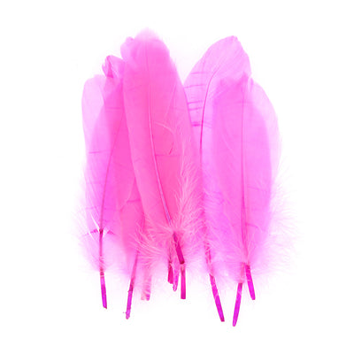 Pretty Feathers 12pcs - Pink