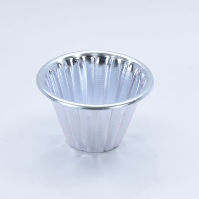 Multipurpose Aluminium Mould Crown Shaped 8.7 x 5.8 cm 1Pc