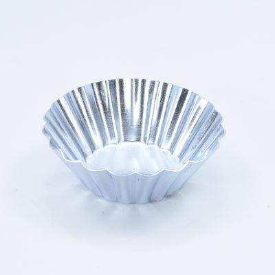 Multipurpose Aluminium Mould Crown Shaped 8.5 x 3 cm