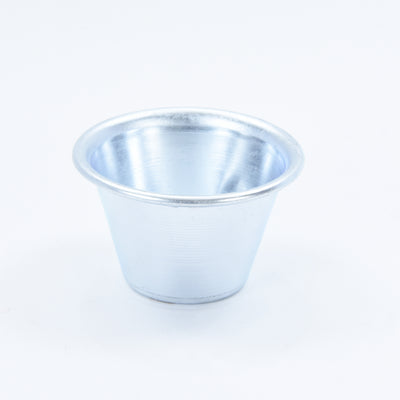 Multipurpose Aluminium Mould Kulfi Cup, 5 x 4 cm 1Pc