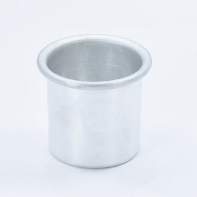 Aluminium Candle Mould 7 x 8 cm 1Pc