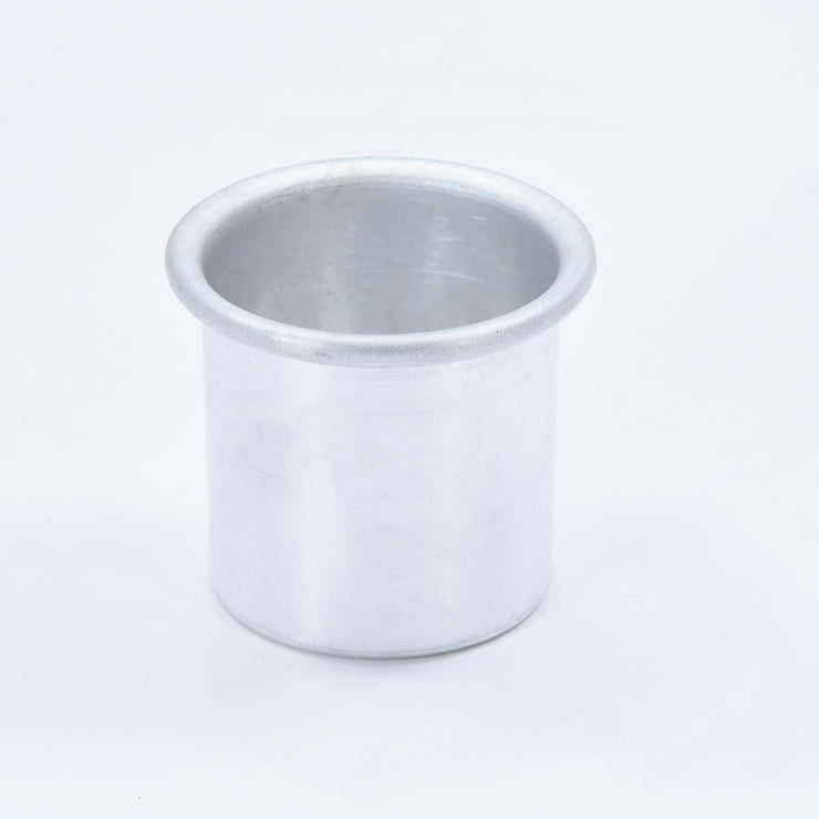 Aluminium Candle Mould 6.3 x 6.5 cm 1Pc