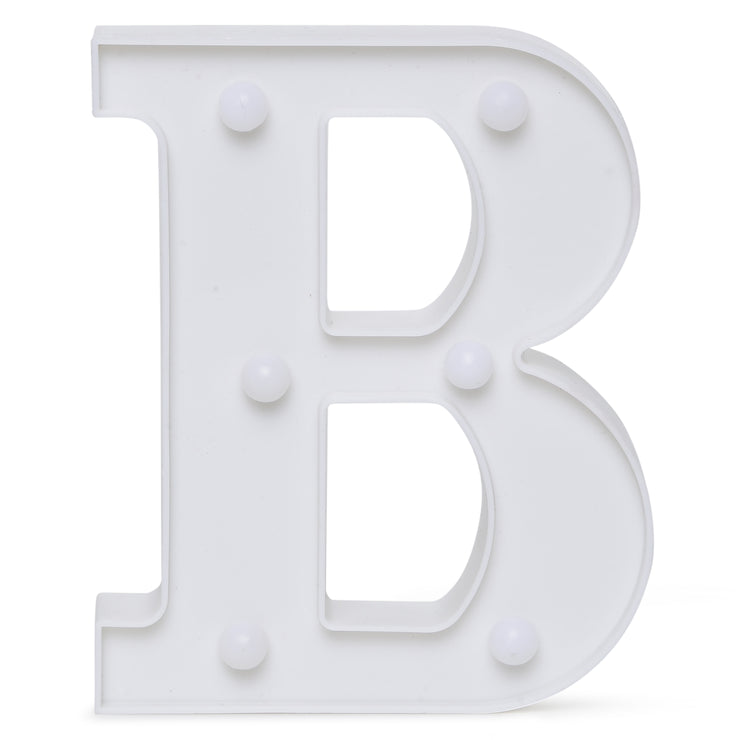 Led Marquee Letter B - 1pc