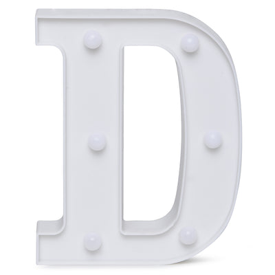 Led Marquee Letter D - 1pc