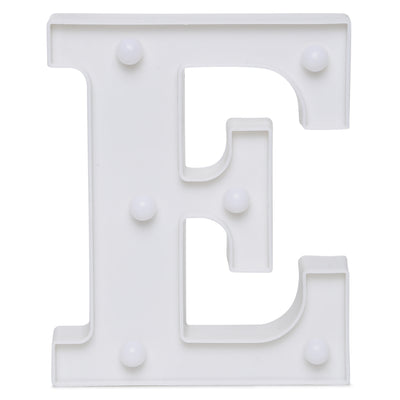Led Marquee Letter E - 1pc