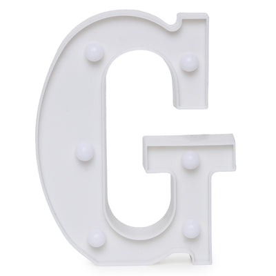 Led Marquee Letter G - 1pc