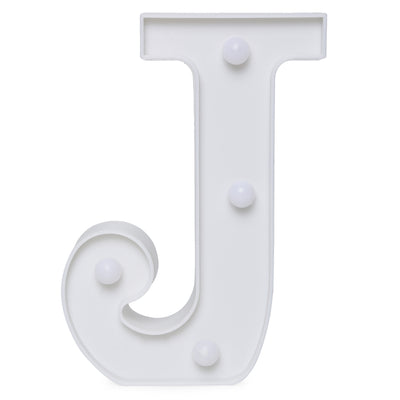 Led Marquee Letter J - 1pc