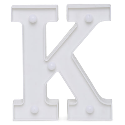 Led Marquee Letter K - 1pc