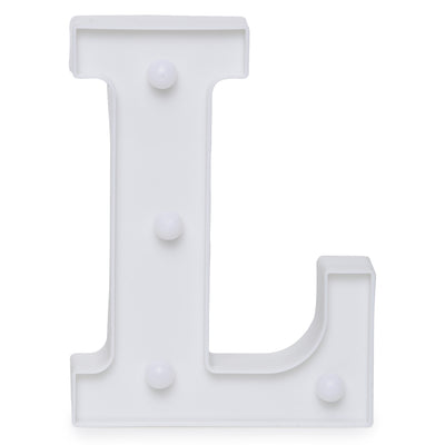Led Marquee Letter L - 1pc