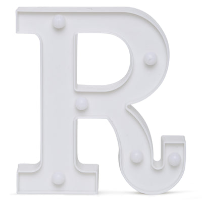 Led Marquee Letter R - 1pc