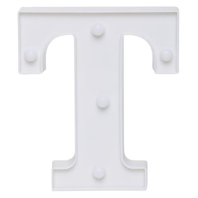 Led Marquee Letter T - 1pc