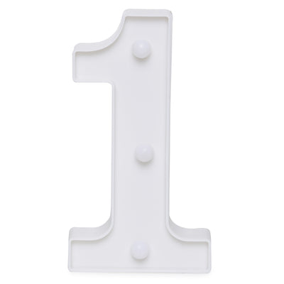 Led Marquee Number 1 - 1pc