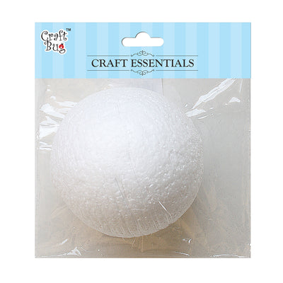 Thermocol Ball 4 Inch, 1Pc