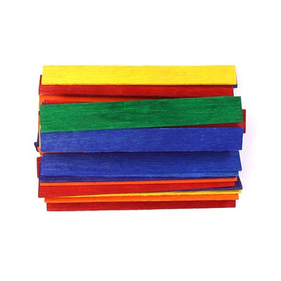Craft Stick - Assorted 122mm