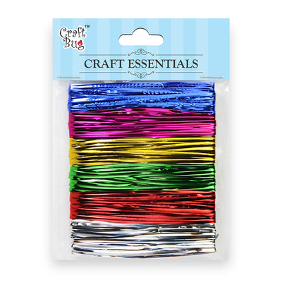 Coloured Twisted Wire - Assorted 12 mt