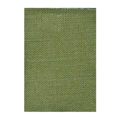 Jute Laminated - Bottle Green A4, 1Sheet